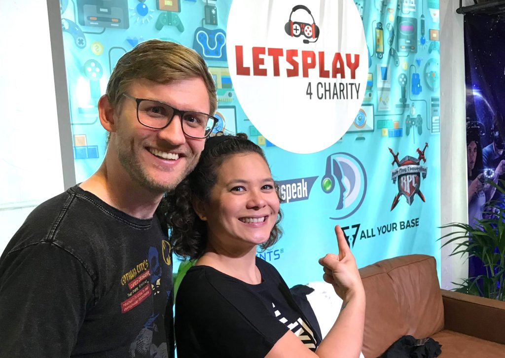 LetsPlay4Charity