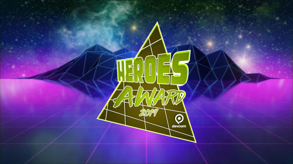 devcom HEROES Award